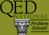 QED National: Problem Solved!
