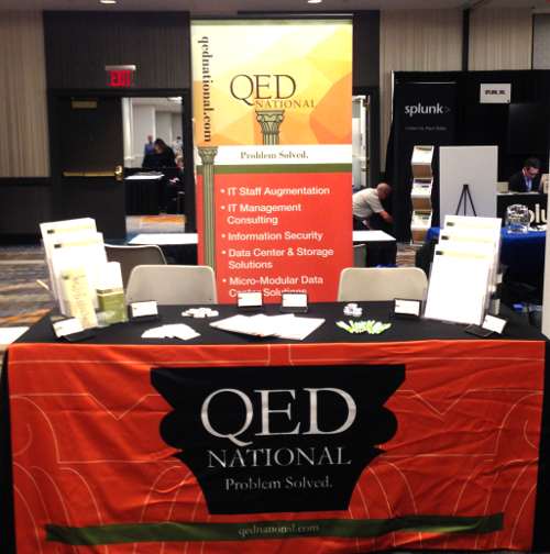 QED Booth Photo from 2016 Crop
