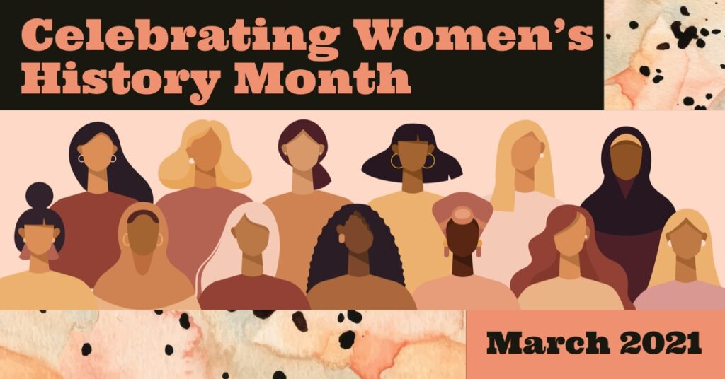 Women's History Month - WBE
